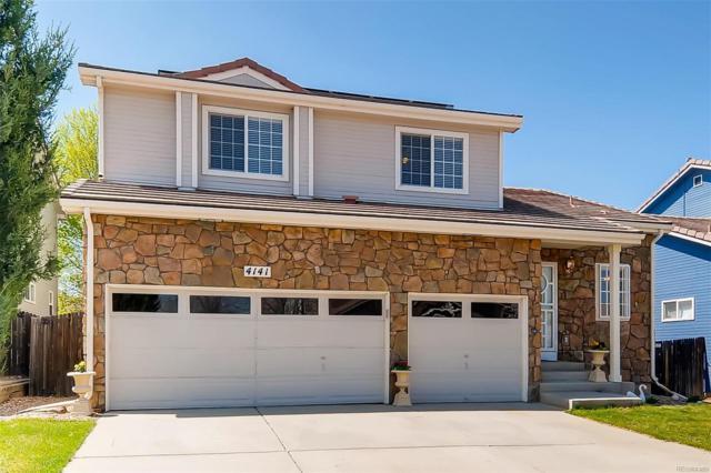 4141 Halifax Street, Denver, CO 80249 (#6062546) :: The Peak Properties Group