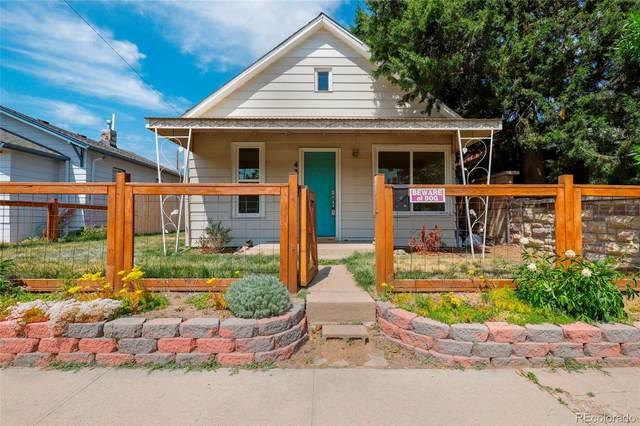 4323 Fillmore Street, Denver, CO 80216 (#6062590) :: iHomes Colorado