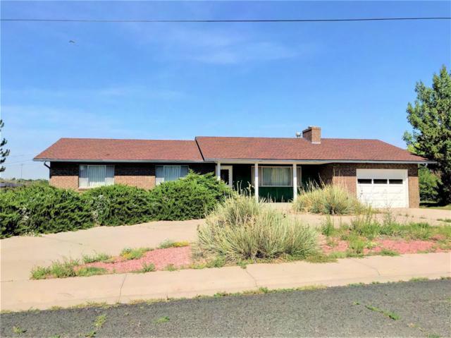 1075 D Avenue, Limon, CO 80828 (#6062789) :: The HomeSmiths Team - Keller Williams
