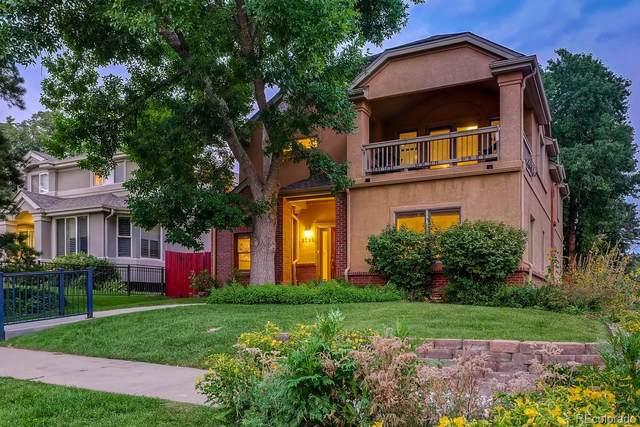 1296 S Fillmore Street, Denver, CO 80210 (#6063336) :: milehimodern