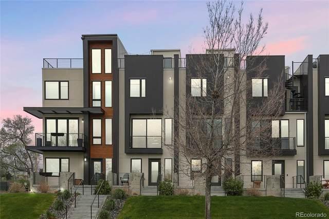 1743 Julian Street, Denver, CO 80204 (#6063480) :: Re/Max Structure