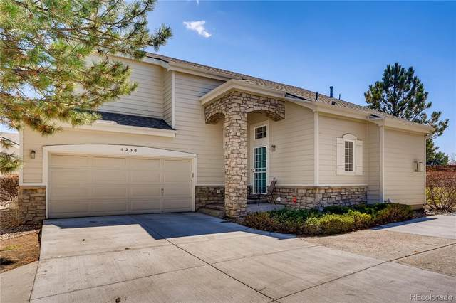 4236 E Hinsdale Circle, Centennial, CO 80122 (#6063596) :: iHomes Colorado