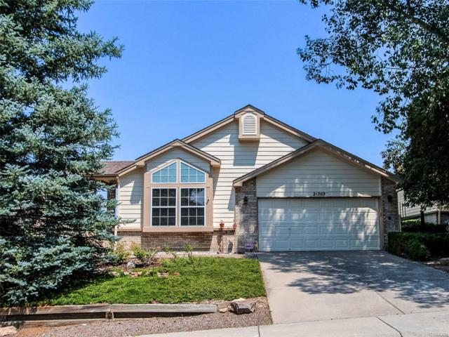 21569 Omaha Avenue, Parker, CO 80138 (#6063892) :: Colorado Home Realty