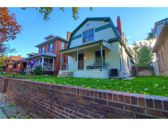 634 S Sherman Street, Denver, CO 80209 (#6064620) :: Wisdom Real Estate