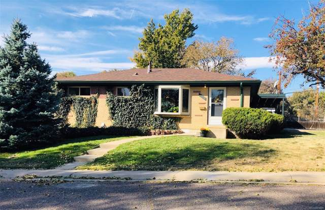 6189 Otis Street, Arvada, CO 80003 (MLS #6064740) :: 8z Real Estate