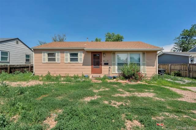 1616 S Sheridan Boulevard, Denver, CO 80232 (#6064756) :: Finch & Gable Real Estate Co.