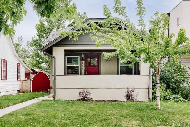 4961 Newton Street, Denver, CO 80221 (#6065242) :: The Gilbert Group