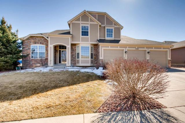 17262 W 62nd Court, Arvada, CO 80403 (#6065791) :: The Peak Properties Group