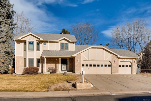 9683 W 69th Place, Arvada, CO 80004 (#6066114) :: The Dixon Group