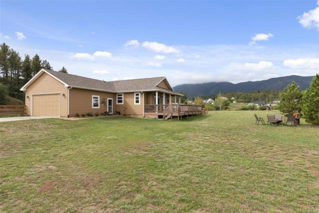18590 Cloven Hoof Road, Palmer Lake, CO 80133 (MLS #6066365) :: 8z Real Estate