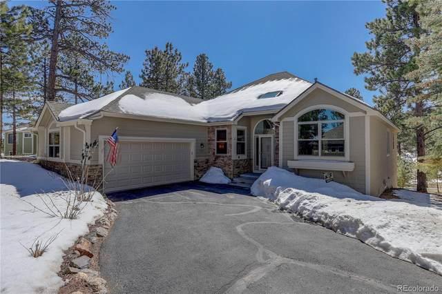 31120 Cinnamonwood, Evergreen, CO 80439 (#6066458) :: Finch & Gable Real Estate Co.