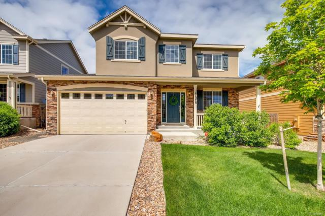 11376 S Trailmaster Circle, Parker, CO 80134 (#6066744) :: The Galo Garrido Group