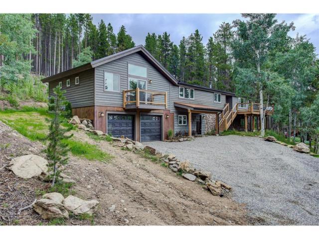 7765 Matterhorn Road, Evergreen, CO 80439 (MLS #6066795) :: 8z Real Estate