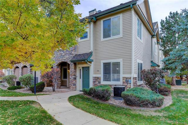 8374 S Holland Way #108, Littleton, CO 80128 (MLS #6066937) :: 8z Real Estate