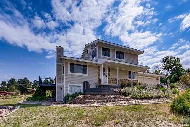 8005 Ponderosa Drive, Parker, CO 80138 (#6067547) :: Berkshire Hathaway Elevated Living Real Estate