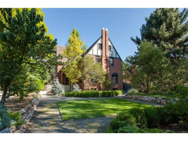 6101 E 17th Avenue Parkway, Denver, CO 80220 (#6068181) :: The Pete Cook Home Group
