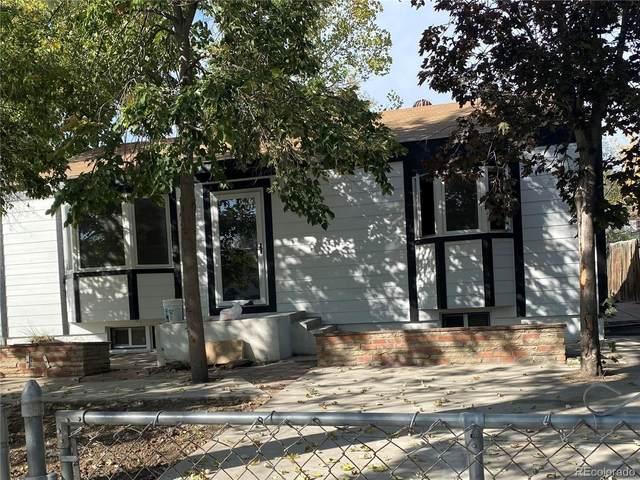 979 King Street, Denver, CO 80204 (#6068221) :: The Margolis Team