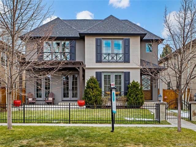 2412 S Columbine Street, Denver, CO 80210 (#6068334) :: Realty ONE Group Five Star