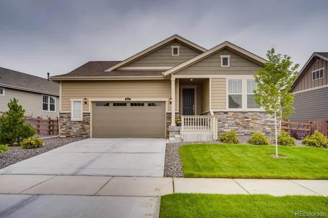 8157 S Jackson Gap Street, Aurora, CO 80016 (#6068488) :: Compass Colorado Realty