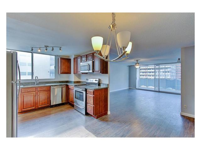 1155 Ash Street #301, Denver, CO 80220 (MLS #6068777) :: 8z Real Estate