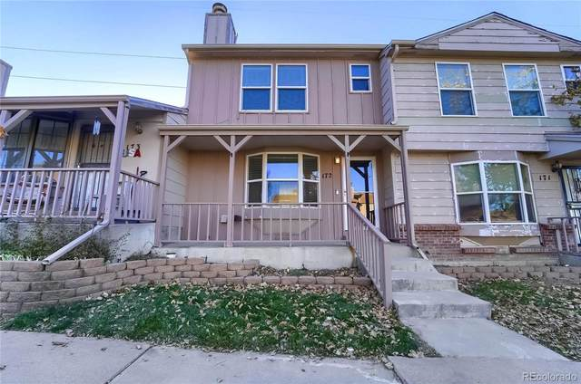 8120 Washington Street #172, Denver, CO 80229 (MLS #6068782) :: Neuhaus Real Estate, Inc.