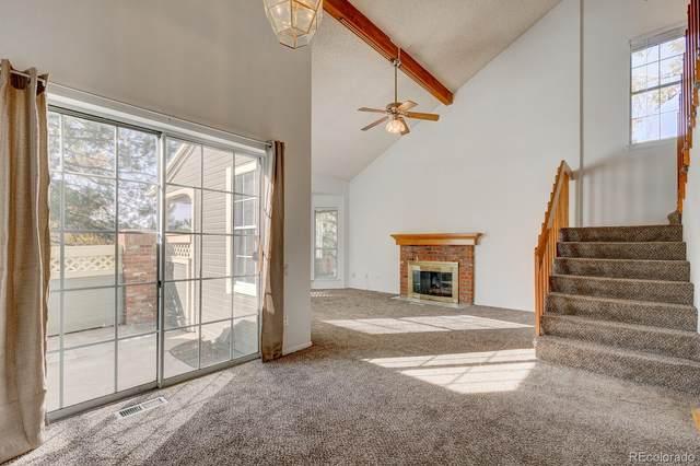 1919 S Hannibal A, Aurora, CO 80013 (MLS #6069184) :: 8z Real Estate