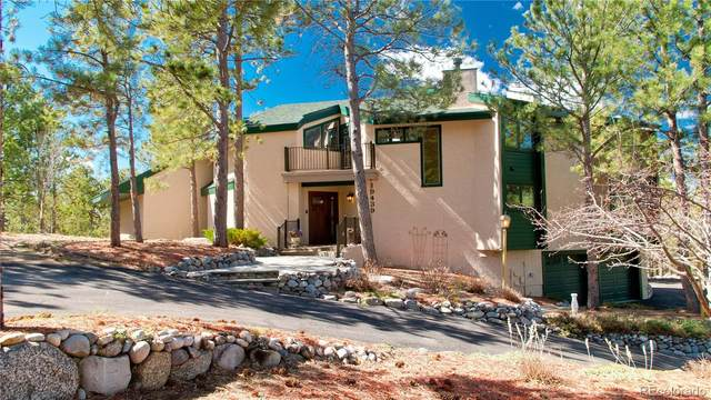 19439 Rim Of The World Drive, Monument, CO 80132 (MLS #6069512) :: 8z Real Estate