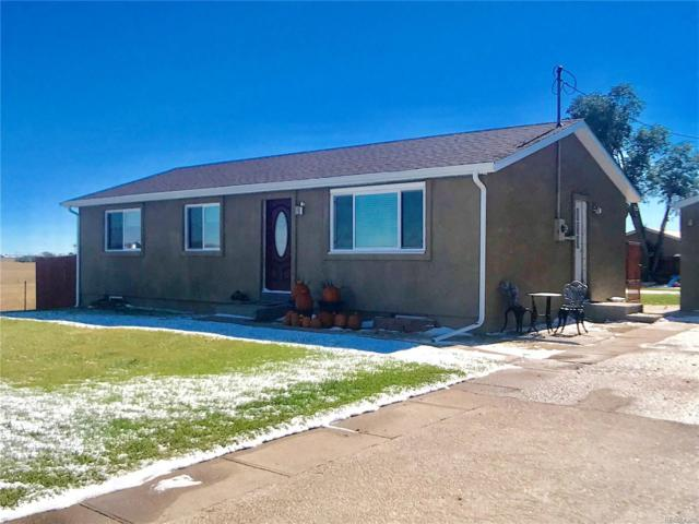 675 11th Street, Limon, CO 80828 (#6069761) :: The DeGrood Team