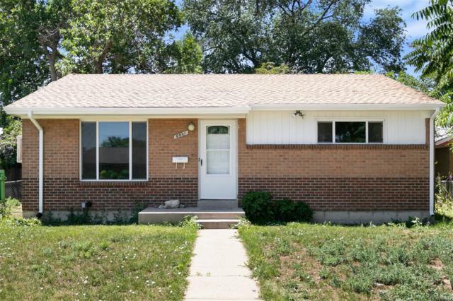 6891 Warren Drive, Denver, CO 80221 (MLS #6069822) :: 8z Real Estate