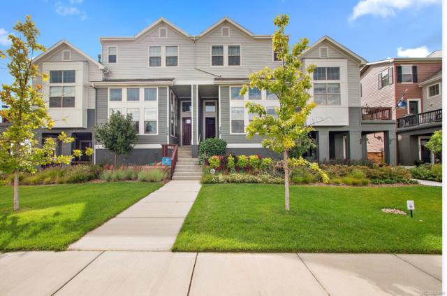 8882 E 47th Avenue, Denver, CO 80238 (MLS #6069986) :: The Biller Ringenberg Group