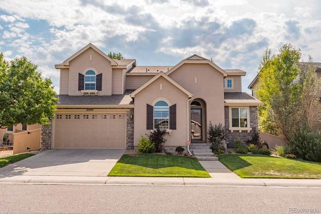 10990 Glengate Circle, Highlands Ranch, CO 80130 (#6070140) :: The Brokerage Group