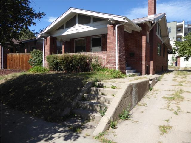 3385 W Clyde Place, Denver, CO 80211 (#6070228) :: Sellstate Realty Pros