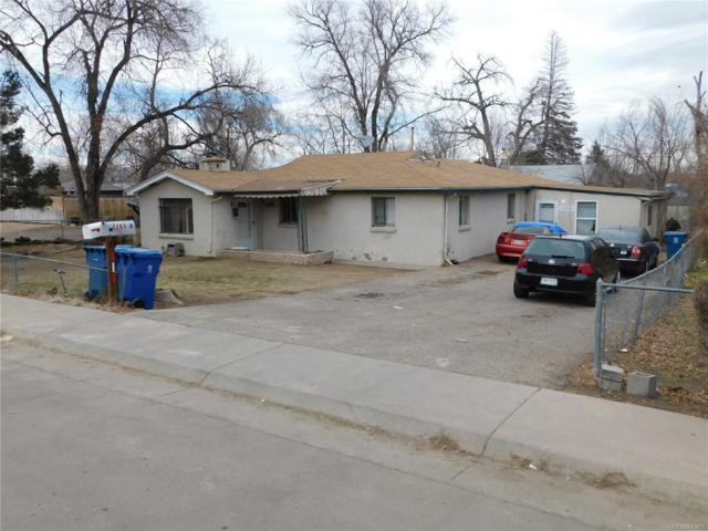 2285 W 55th Avenue, Denver, CO 80221 (#6070289) :: The Pete Cook Home Group