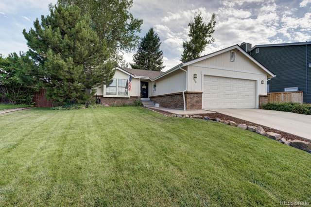 650 Larkwood Place, Highlands Ranch, CO 80126 (#6071310) :: The Dixon Group