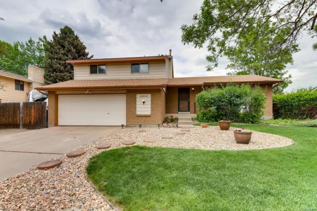 10915 W 77th Avenue, Arvada, CO 80005 (#6071875) :: HomeSmart Realty Group