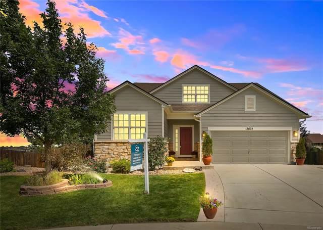 3674 Desert Ridge Place, Castle Rock, CO 80108 (MLS #6072788) :: 8z Real Estate