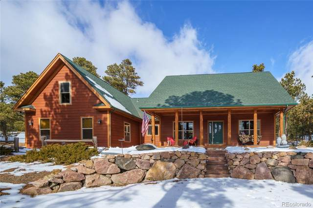 15070 Spiritwood Loop, Elbert, CO 80106 (MLS #6074398) :: 8z Real Estate