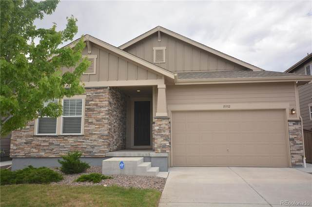 15352 W 49th Avenue, Golden, CO 80403 (#6074494) :: The DeGrood Team