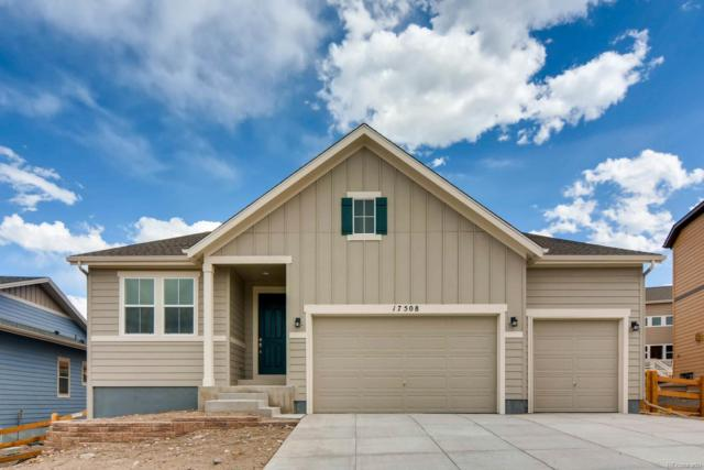 17508 95th Avenue, Arvada, CO 80007 (#6074872) :: Structure CO Group
