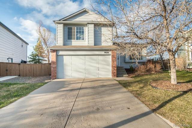 9618 Whitecliff Place, Highlands Ranch, CO 80129 (MLS #6074880) :: The Sam Biller Home Team