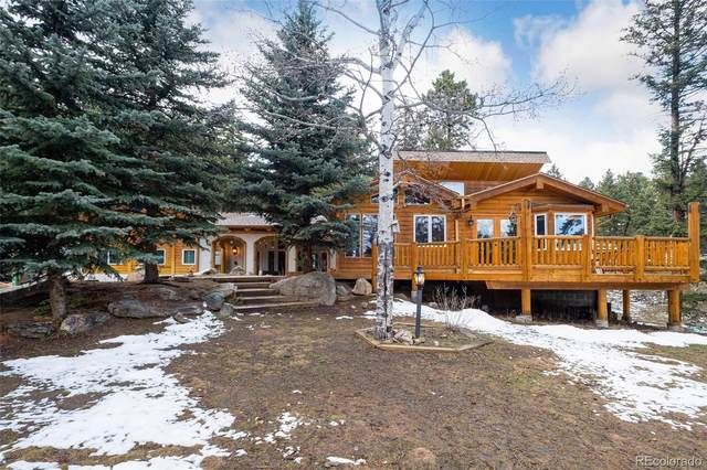 5971 Cliff Road, Evergreen, CO 80439 (#6075013) :: Mile High Luxury Real Estate