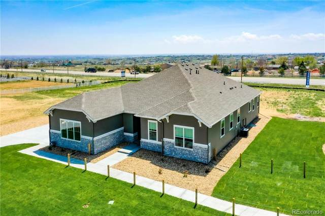 2644 Cutter Drive, Severance, CO 80524 (#6075123) :: The Griffith Home Team