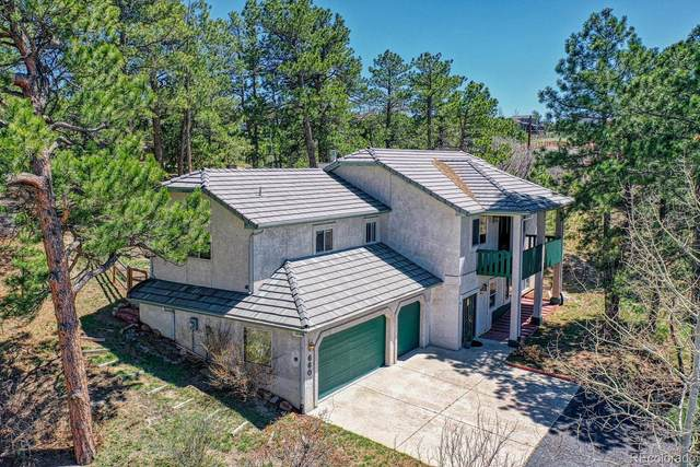 660 Lake Woodmoor Drive, Monument, CO 80132 (#6075324) :: Finch & Gable Real Estate Co.