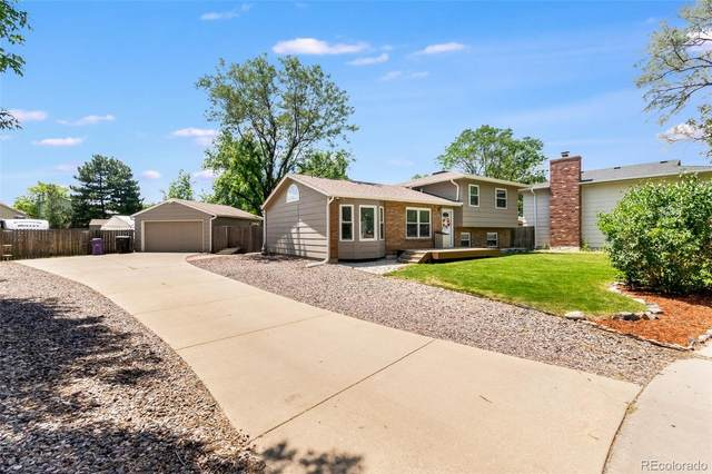 4676 S Garland Way, Denver, CO 80123 (#6076017) :: The Gilbert Group