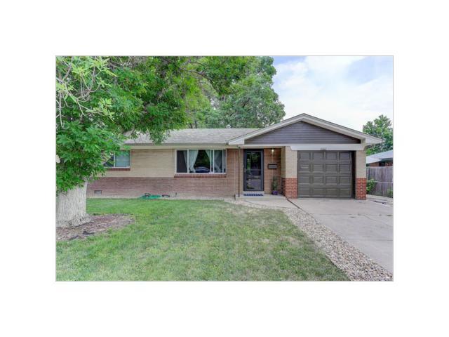 1682 S Benton Street, Lakewood, CO 80232 (MLS #6076286) :: 8z Real Estate