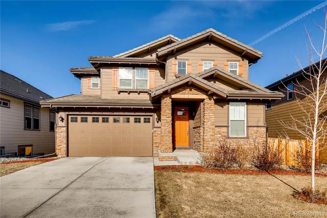 10129 Nadine Avenue, Parker, CO 80134 (MLS #6076684) :: Find Colorado