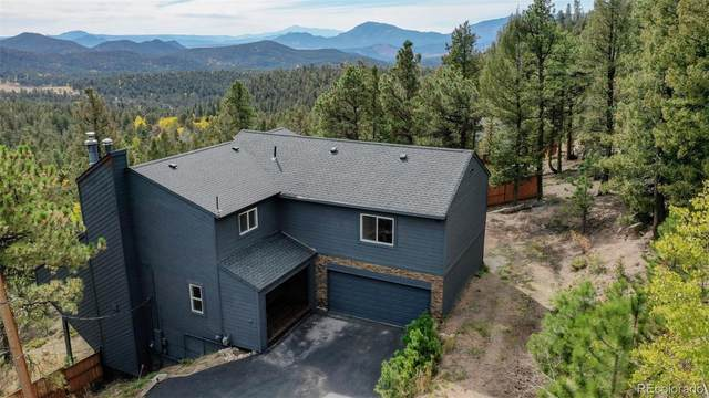 31417 Kings Valley, Conifer, CO 80433 (#6077246) :: The DeGrood Team