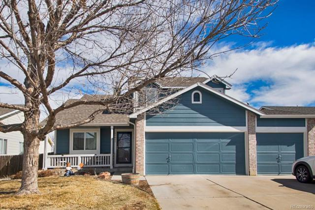 19821 E Stanford Avenue, Centennial, CO 80015 (#6077461) :: Compass Colorado Realty