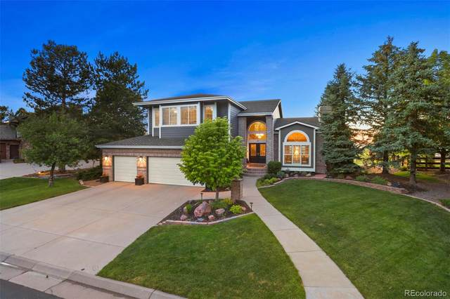 28 Falcon Hills Drive, Highlands Ranch, CO 80126 (#6077626) :: Colorado Home Finder Realty