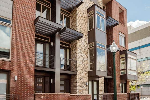 1004 N Bannock Street, Denver, CO 80204 (#6078125) :: Portenga Properties - LIV Sotheby's International Realty